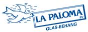 Glashandel BV La Paloma logo